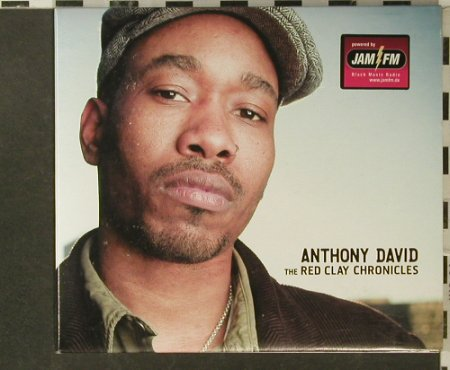 David,Anthony: The Red Clay Chronicles, Digi, Dome Records(CD 73), UK, 2006 - CD - 95677 - 10,00 Euro