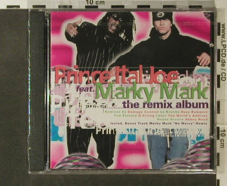 Prince Ital Joe Feat.Marky Mark: Remix Album, FS-New, EW(), D, 1995 - CD - 95745 - 10,00 Euro