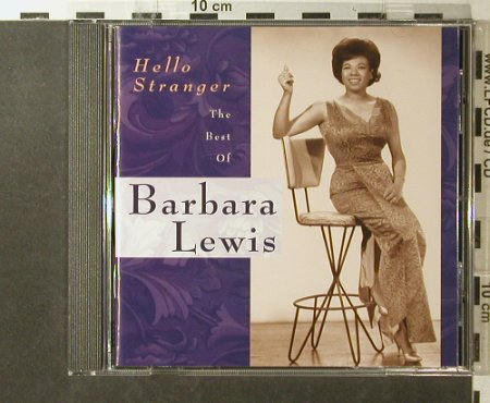 Lewis,Barbara: Hello Stranger-The Best Of, Atlantic/Rhino(), D, 1994 - CD - 95883 - 10,00 Euro