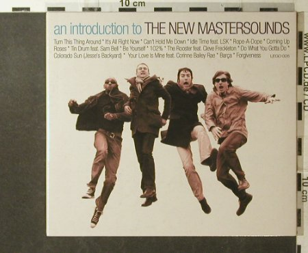 New Mastersounds,The: An Introduction To, Digi, Legere Recordings(LEGO 005), EU, 2007 - CD - 95891 - 10,00 Euro