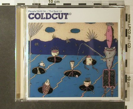 Coldcut: People Hold On-The Best Of, BMG(), EU, 2004 - CD - 95951 - 10,00 Euro