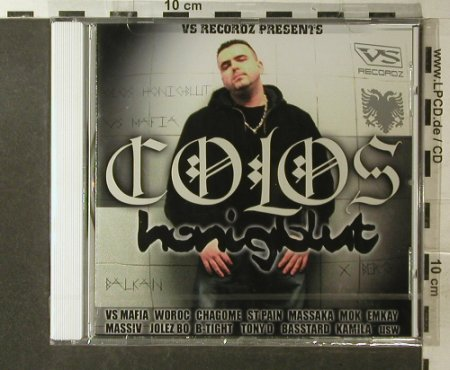 Colos: Honigblut, FS-New, VS Recordz(), , 2006 - CD - 96088 - 7,50 Euro