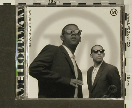 Mellowman: La Voie Du Mellow, EW(), D, 1995 - CD - 96872 - 5,00 Euro