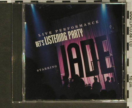 Jade: Bet's Listening Performance-Live, Giant(), D, 93 - CD - 96978 - 5,00 Euro