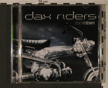 Dax Riders: Back In Town, Subscience(), EU, 2001 - CD - 97128 - 7,50 Euro