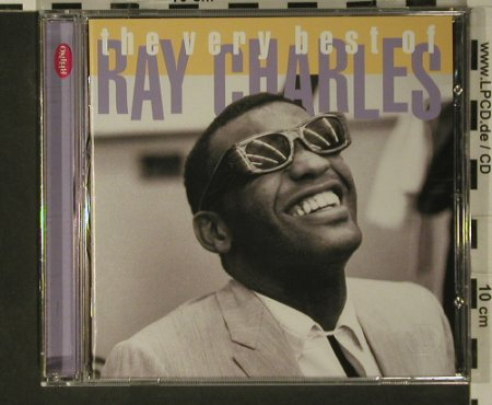 Charles,Ray: The Very Best Of,16 Tr, Rhino(), D, 2000 - CD - 97913 - 10,00 Euro