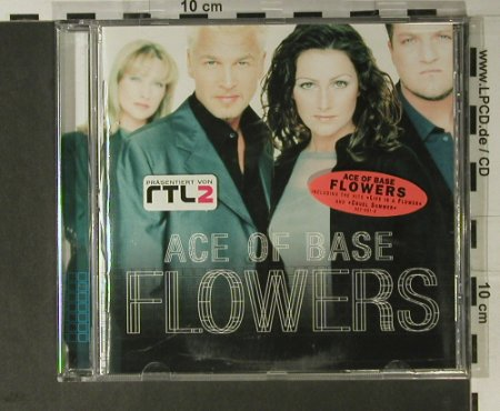 Ace Of Base: Flowers, Polydor(557 691-2), EU, 1998 - CD - 98335 - 5,00 Euro