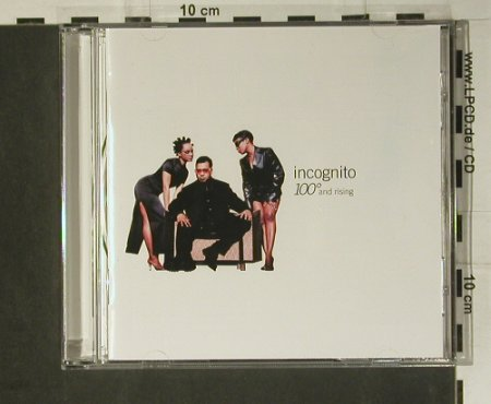 Incognito: 100 And Rising, TalkinLoud(), F, 95 - CD - 98541 - 10,00 Euro