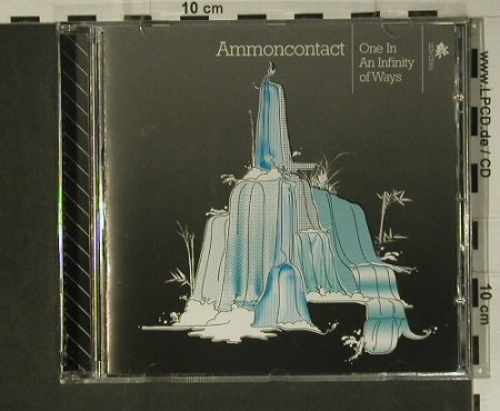 Ammoncontact: One In An Infinity Of Ways, Ninja Tune(CD99), UK, 2004 - CD - 98702 - 12,50 Euro