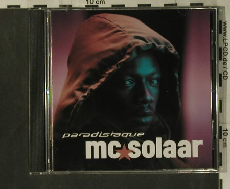 Mc Solaar: Paradisiaque, Polydor(533 769-2), D, 1997 - CD - 99257 - 10,00 Euro