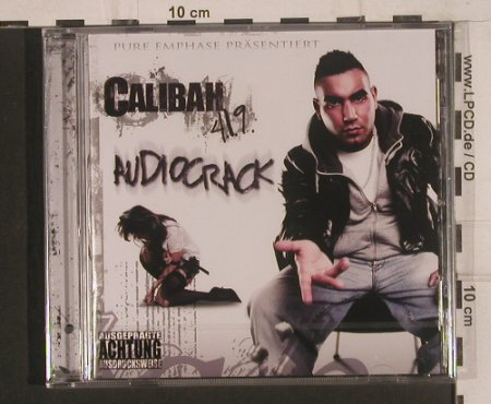 Calibah 4.1.9.: Audiocrack, FS-New, Pure Emphase(PE002), , 2008 - CD - 99628 - 7,50 Euro