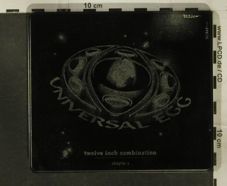 V.A.Universal Egg: Twelve inch Combination,Chapter1, Echobeach(), D,  - CD - 51401 - 6,00 Euro