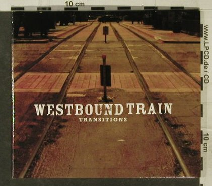 Westbound Train: Transitions, Digi, Hellcat(0487-2), EU, 2006 - CD - 51446 - 7,50 Euro