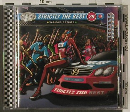V.A.Strictly the Best: Volume 29, VP Music(), , 02 - CD - 57664 - 7,50 Euro