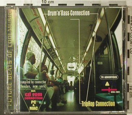 V.A.Drum'n'Bass: vs Trip Hop Connection, 15 Tr., Cool Music(), D, 2000 - CD - 57933 - 6,00 Euro