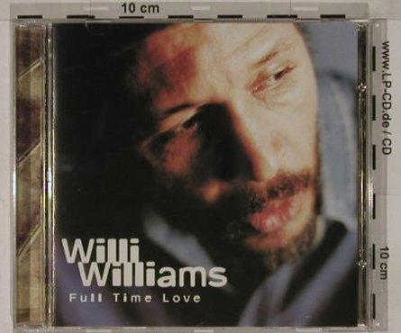 Williams,Willi: Full Time Love, Nocturne(118), F, 02 - CD - 58841 - 6,00 Euro