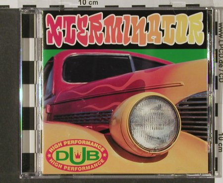 Xterminator Dub: Same, RAS(3195), US, co, 1996 - CD - 60473 - 7,50 Euro
