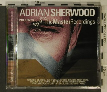 V.A.Adrian Sherwood pres.: The Master Recordings, 16 Tr., ON-U(), ,  - CD - 62148 - 5,00 Euro