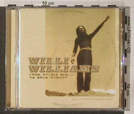Williams,Willi: From Studio One to Drum Street, DrumStreet(), , 2000 - CD - 64652 - 6,00 Euro