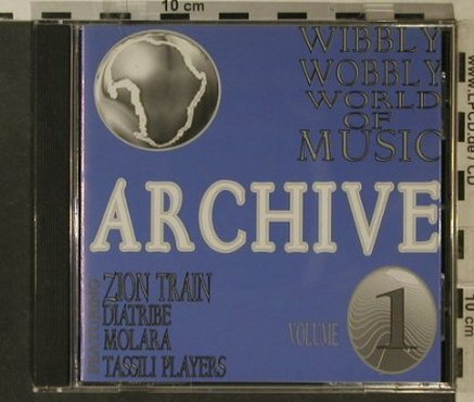 V.A.Wibbly Wobbly World of Music: Archive Vol.1, wwcd 4(), UK,  - CD - 65706 - 5,00 Euro