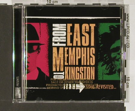 V.A.From East Memphis to Kingston: 14 Tr.Promo, TuffGong(), US, 99 - CD - 68013 - 6,00 Euro