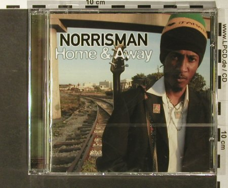 Norrisman: Home & Away, FS-New, Greensleeves Rec.(GRELcd292), UK, 2006 - CD - 93618 - 7,50 Euro