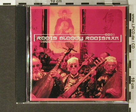 Roots Bloody Rootsman: The Rootsman, Echo Beach(), D, 2002 - CD - 93791 - 10,00 Euro