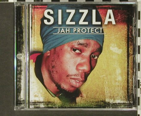 Sizzla: Jah Protect,  FS-New, Penitentiary Rec.(), D, 2004 - CD - 93999 - 10,00 Euro