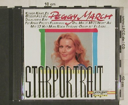 March,Peggy: Starportrait, LaserLight(16 015), D, 1991 - CD - 51029 - 5,00 Euro