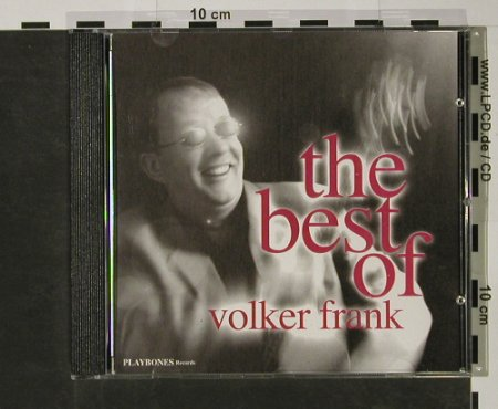 Frank,Volker: The Best of, 22 Tr., Playbones(PBCD 34), D, 2003 - CD - 52619 - 7,50 Euro