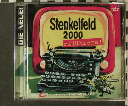 Stenkelfeld 2000: Rüüührend!, Selected Sound(), D, 1999 - CD - 54194 - 7,50 Euro