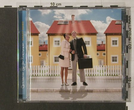 Orchester Bürger Kreitmeier: Happy Home, Single Malt(), , 2003 - CD - 55760 - 10,00 Euro
