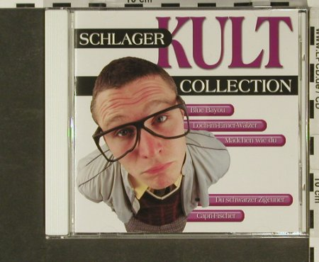 V.A.Schlager Kult Collection: 15 Tr., wg(), , 01 - CD - 56878 - 2,50 Euro