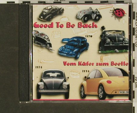 V.A.Good to Be Back: (Vom Käfer Zum Beetle),18Tr., Cedar(), , 99 - CD - 57217 - 5,00 Euro