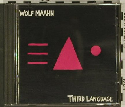 Maahn,Wolf: Third Language, EMI(), D, 1988 - CD - 58683 - 4,00 Euro