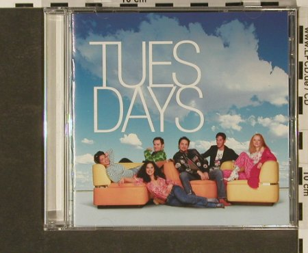 Tuesdays: Same, EMI(), EU, 02 - CD - 60418 - 4,00 Euro