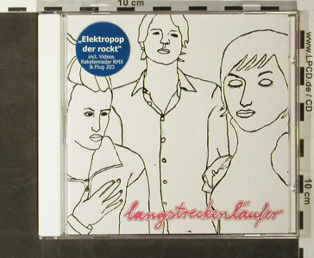 Langstreckernläufer: LSL, Family Style(), D, 2002 - CD - 63686 - 7,50 Euro