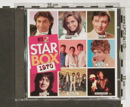 V.A.Star Box: 1970 - 14 Tr., Spectrum(), EC,  - CD - 65820 - 4,00 Euro