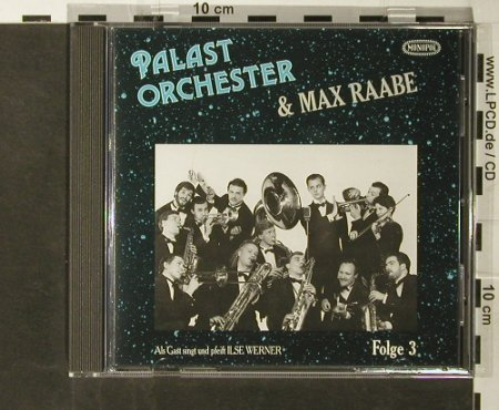 Palast Orchester & Max Raabe: Folge 3, Monopol(), D, 1991 - CD - 66511 - 7,50 Euro