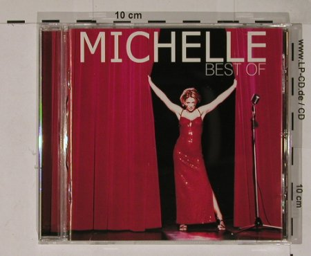 Michelle: Best of, 16 Tr., EMI(), EU, 2001 - CD - 66609 - 10,00 Euro