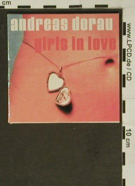 Dorau,Andreas: Girls In Love, Motor(), D, 97 - CD3inch - 96888 - 7,50 Euro