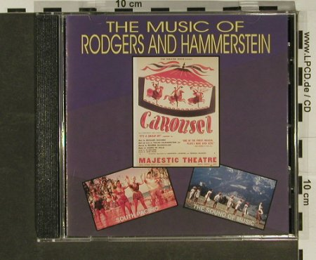 Rodgers and Hammerstein: The Music of, Javelin(), D, 99 - CD - 50769 - 4,00 Euro