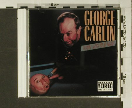 Carlin,George: Playin' With Your Head (Comedy), Atlantic(), US, 01 - CD - 51149 - 5,00 Euro