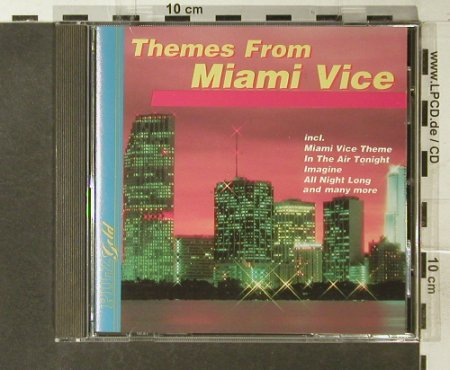 Miami Vice: Themes From, 15 Tr., Pilz(75209), D, 1988 - CD - 51187 - 5,00 Euro