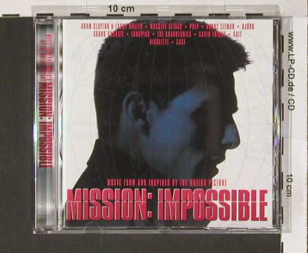 Mission Impossible: V.A.15 Tr, Mother(), , 96 - CD - 51240 - 5,00 Euro