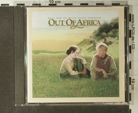 Out Of Africa: 12 Tr., MCA(813 310-2), D, 1986 - CD - 52590 - 7,50 Euro