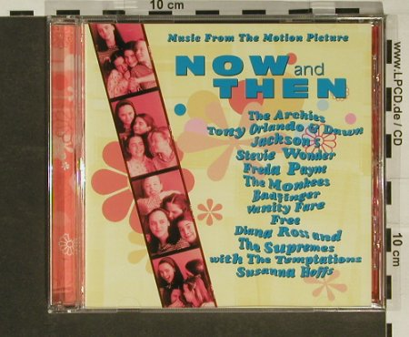Now And Then: V.A. 12 Tr, Columb.(), , 95 - CD - 53160 - 4,00 Euro