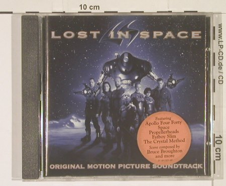 Lost In Space: V.A.12 Tr, Sony(), A, 98 - CD - 54131 - 7,50 Euro
