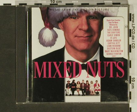 Mixed Nuts: 12 Tr. V.A., Sony(), D, 94 - CD - 54451 - 5,00 Euro