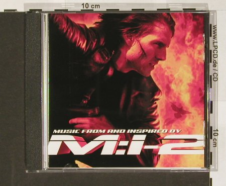 Mission Impossible 2: Music From and inspired by, Hollywood(), D, 00 - CD - 55179 - 7,50 Euro